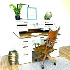 black roll top desk distressed roll top desk white roll top desk distressed roll top desk