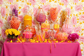 Pink And Black Candy Buffet love is sweet and so are wedding candy buffets buffet pink