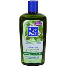 buy kiss my face bath and shower gel anti stress woodland pine kiss my face bath and shower gel anti stress woodland pine and ginseng 16