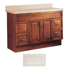 Insignia Bathroom Vanities Shop Insignia Ridgefield Vanilla Traditional Bathroom Vanity