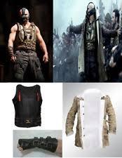 Batman Halloween Costume Mens Leather Batman Costumes Men Ebay