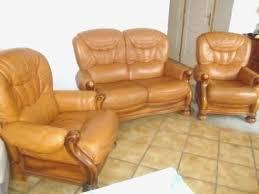 canape cuir et bois canape bois cuir meilleur canape cuir et bois canape cuir occasion