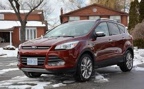 Ford Escape Body Styles - 2016 ford escape steady eddie review the car guide motoring tv