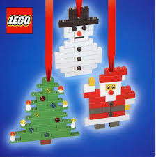 easy to make lego ornaments lego educational resource