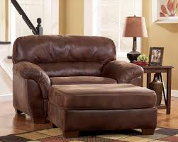 Chair And A Half Recliner Leather Chair And A Half With Ottoman Wingback Reclining Accent