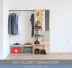 Home Depot Closet Organizers Homemade Modern Ep98 Diy Closet Organizer