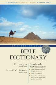 international bible dictionary douglas merrill