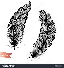 Tattoo Home Decor 15 Best Photos Of Feather Design A Flag 3m Native American Indian