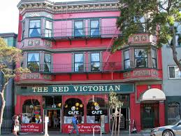the red victorian free art u0026 music show pacific tradewinds hostel