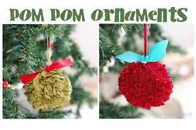 Handmade Christmas Decoration by Remodelaholic 25 Best Handmade Christmas Ornaments