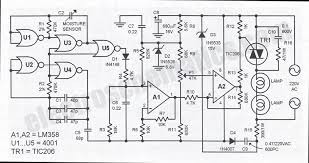 humidity control switch circuit