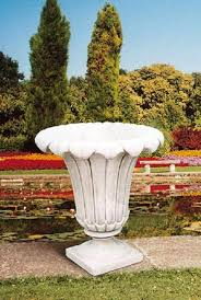 Outdoor Vase Large Vase Tall Planter Garden Tall Flower Pots