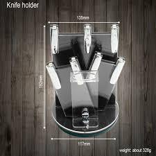aliexpress com buy xyj brand kitchen knife stand good quality