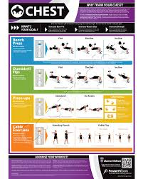 chest workouts health and fitness training
