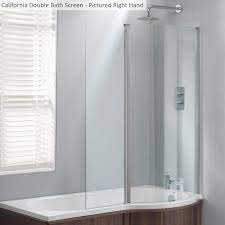 genesis california double shower bath screen only genesis from