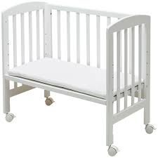 Baby Crib Side Bed Buy Babydan 3 In 1 Side By Side Crib White From Our Cribs Range