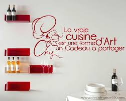 stickers texte cuisine stickers cuisine phrase citation cuisine luxe stock stickers