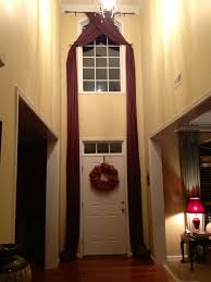 Foyer by Two Story Foyer Drapes Decorating Ideas Pinterest Foyers