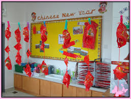 Cny Home Decoration Butterflying Through Teaching Display Mania