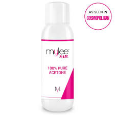 mylee 100 pure acetone nail polish remover 570ml nails from