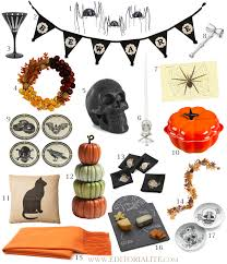 halloween placemat 17 chic halloween decorations the editorialite