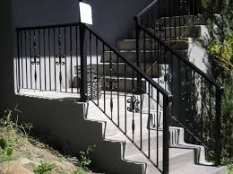 Wrought Iron Banister Ornamental Iron Fabrication And Repair Of Fencing Railings And