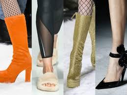 womens boots trends 2017 footwear trends fall winter 2017 2018 afmu