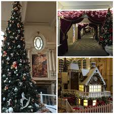disneyland paris a christmas delight purple chocolat home