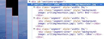 div background url building sliced slideshow 盞 uiplease