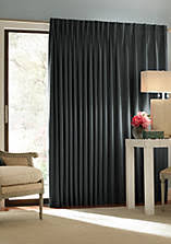 Patio Door Curtain Panels Blackout Thermal Patio Door Curtain Panel Online Only Belk