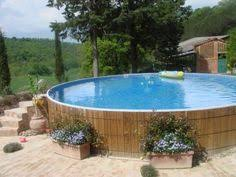 Backyard Above Ground Pool by How To Prepare The Ground For An Above Ground Pool Ground Pools