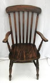 Antique Windsor Armchair Antique Lath Back Kitchen Windsor Chair Antiques Atlas