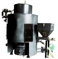 Pellet Burner Vertical Biomass Pellet Boiler Model Vpb