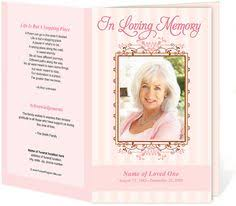 Funeral Program Covers Downloadable Funeral Bulletin Covers Creative Memorials With