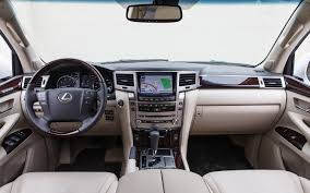 lexus rx400h dash 2013 lexus lx 570 editors u0027 notebook automobile magazine