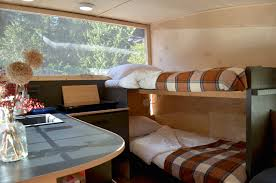 Travel Trailer Floor Plans With Bunk Beds by Bunk Beds In Rv Stock Photo Image 42121670 Travel Trailers With