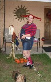 Pippi Longstocking Costume Cool Pippi Longstockings Halloween Costume Halloween Costumes