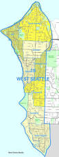 Seattle Districts Map by West Seattle Homes For Sale U0026 West Seattle Real Estate