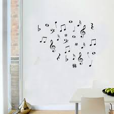 aliexpress com buy diy music musical notes variety pack wall aeproduct getsubject
