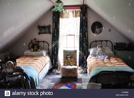 attic bedroom victorian house ferrymead heritage park ferrymead