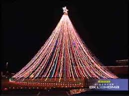 yukon ok christmas lights travelok com oklahoma s official travel tourism site