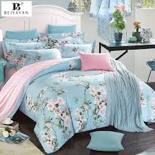 Best 25 Purple Comforter Ideas by Pink And Blue Comforter Set Fraufleur Throughout Pink And Blue