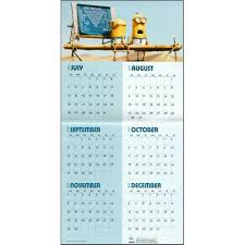 minion desk calendar 2017 despicable me minions 2016 mini wall calendar 9781620214251