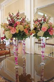 home decor three elegant floral arrangements decor part of decoration
