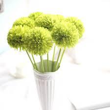 oignon dans la chambre 10 pcs oignon fleur printemps artificielle faux fleur arrangement