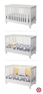 Delta 3 In 1 Convertible Crib The Versatile 3 In 1 Crib From Delta Children Is Three Pieces