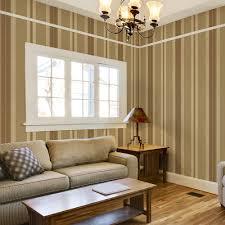 striped wallpaper living room ideas centerfieldbar com