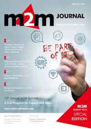 m2m journal summit 2016