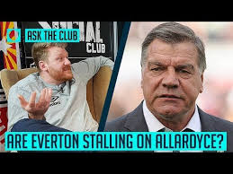 Funny Everton Memes - are everton stalling on allardyce asktheclub social club