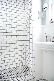 white backsplash tile texture kitchen ideas subway with gray grout
